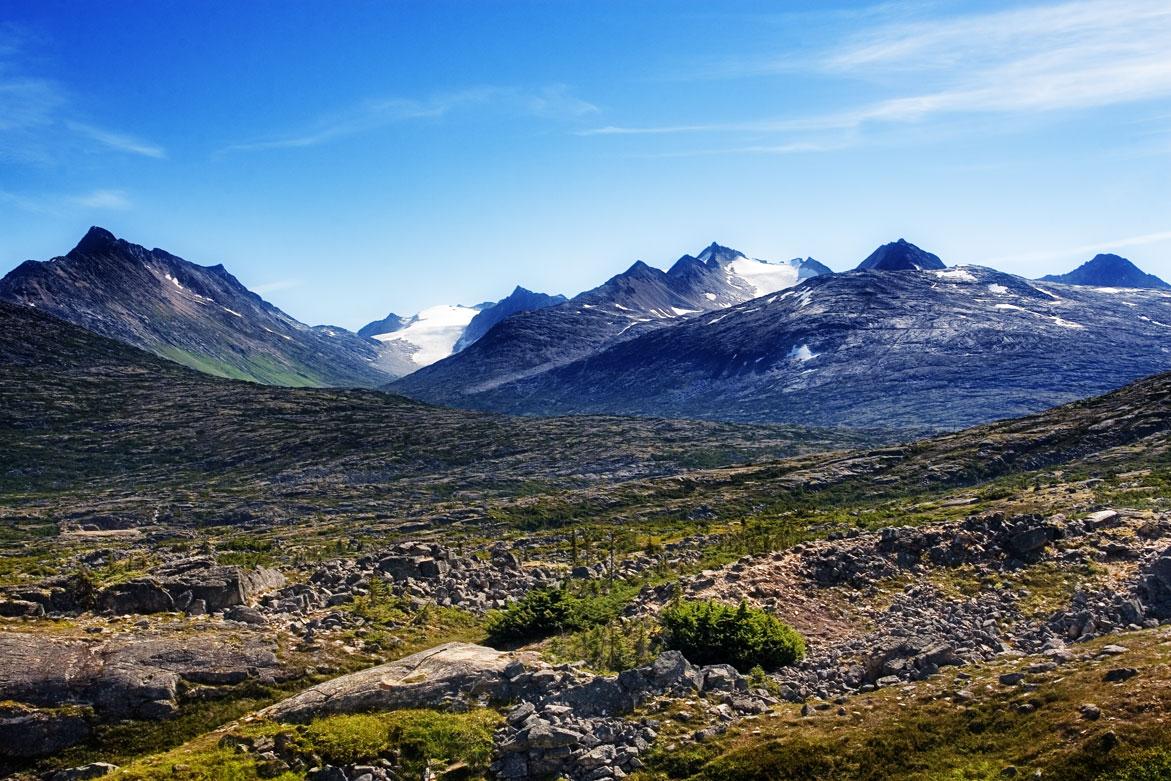 Hills of Alaska | © Jonathan McIntyre Photography
